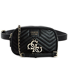 GUESS Violet Convertible Crossbody Belt Bag