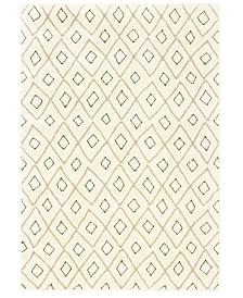 "Oriental Weavers Carson 3943G Ivory/Sand 7'10"" x 10' Area Rug"