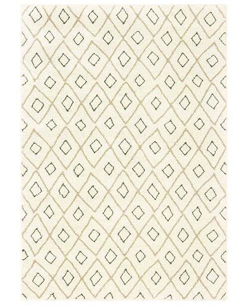Oriental Weavers Carson 3943G Ivory/Sand 2' x 3' Area Rug