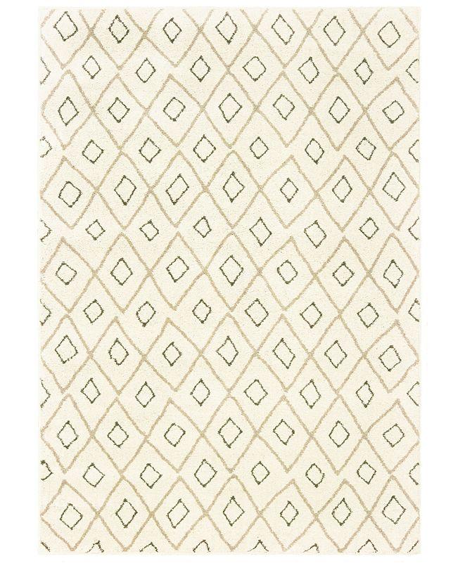 "Oriental Weavers Carson 3943G Ivory/Sand 6'7"" x 9'2"" Area Rug"