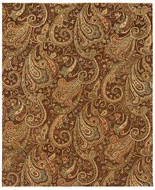 """Oriental Weavers Huntley 19102 Brown/Gold 5'3"""" x 8'3"""" Area Rug"""