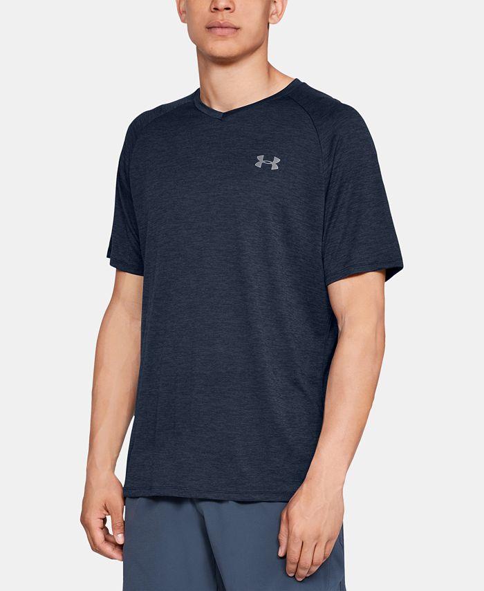 Under Armour - Men's Tech V-Neck T-Shirt