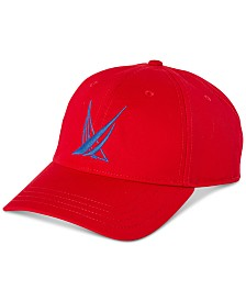 Nautica Men's Blue Sail Baseball Cap, Created for Macy's