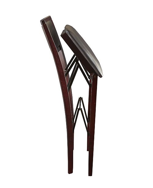 Surprising Keira Folding Bar Stool Theyellowbook Wood Chair Design Ideas Theyellowbookinfo