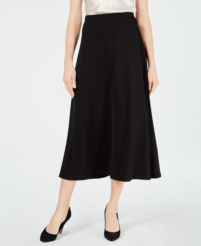 Kasper - A-Line Maxi Skirt