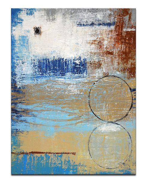 "Ready2HangArt 'Niagara Falls I' Canvas Wall Art, 30x20"""