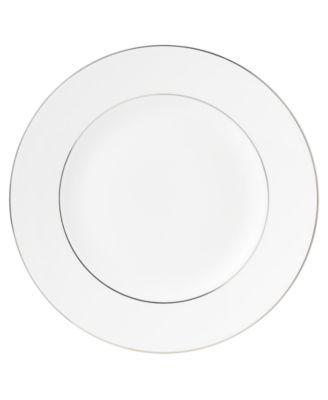 Signet Platinum Salad Plate