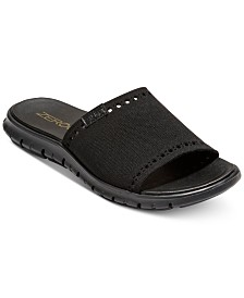 Cole Haan Men's ZeroGrand Stitchlite Slide Sandals