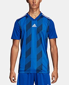 Men's Striped Soccer Jersey