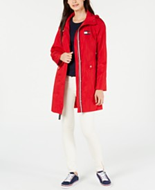 Tommy Hilfiger Packable Anorak Jacket, Created for Macy's