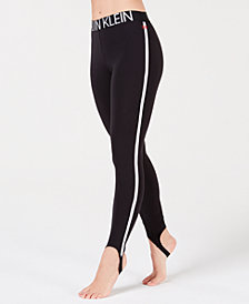 Calvin Klein Statement 1981 Logo Stirrup Leggings QS6240