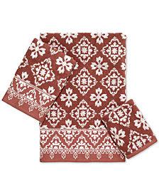 CLOSEOUT! Avanti Laurel Bath Towel Collection