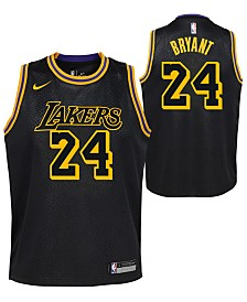 489acc6631f8 Nike Kobe Bryant Los Angeles Lakers City Edition Swingman Jersey