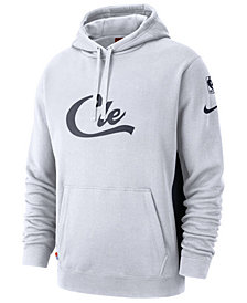 Nike Men's Cleveland Cavaliers Earned Edition Courtside Hoodie