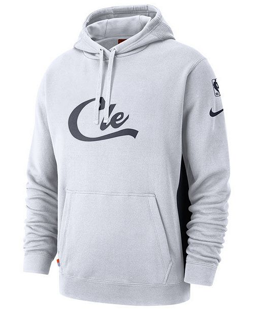 ... Nike Men s Cleveland Cavaliers Earned Edition Courtside Hoodie ... c74059994