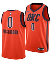 7730df7fccc9 Nike Men s Russell Westbrook Oklahoma City Thunder Earned Edition Swingman  Jersey