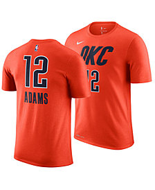 Nike Men's Steven Adams Oklahoma City Thunder Earned Edition Player T-Shirt