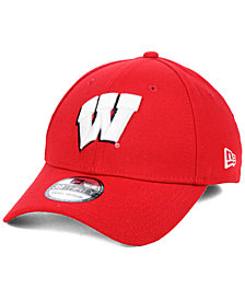 New Era Wisconsin Badgers College Classic 39THIRTY Cap