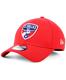 New Era FC Dallas Team Classic 39THIRTY Stretch Fitted Cap