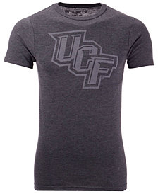 Champion Men's University of Central Florida Knights Black Out Dual Blend T-Shirt