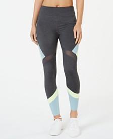 15e8146dcbda5 Calvin Klein Performance High-Waist Colorblocked Leggings