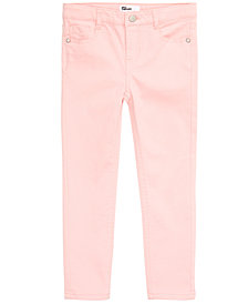 Epic Threads Little Girls Sateen Jeans, Created for Macy's