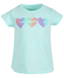 Ideology Little Girls Heart Trio Graphic, Created for Macy's