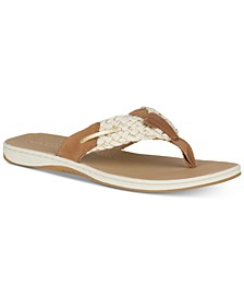 Women's Parrotfish Flip-Flop Sandals