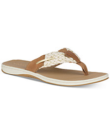 Sperry Women's Parrotfish Flip-Flop Sandals