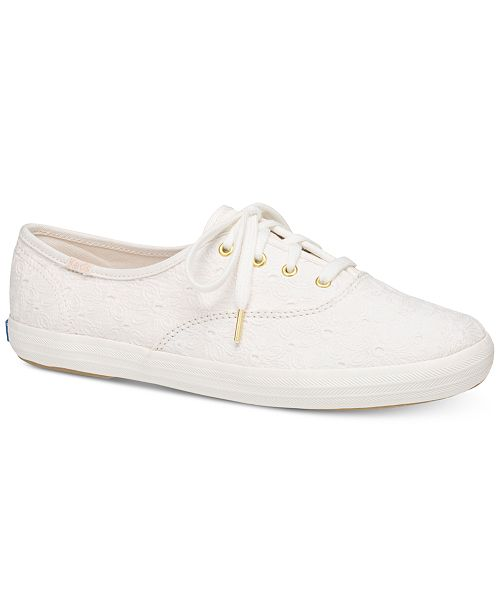 Women's Champion Eyelet Lace Up Sneakers