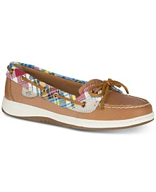 7d7739d70bac Sperry Women's Angelfish Boat Shoes & Reviews - Flats - Shoes - Macy's