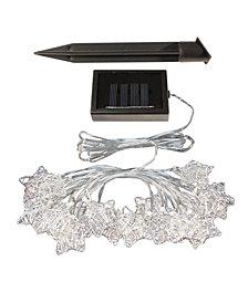 LumaBase 20 Light Wire Solar String Lights