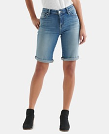 Lucky Brand The Bermuda Denim Shorts