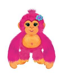 First and Main - FantaZOO 10 Inch Plush, Mia Monkey