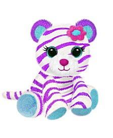 First and Main - FantaZOO 10 Inch Plush, White Tiger
