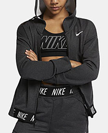 Nike Big Girls Full-Zip Training Hoodie