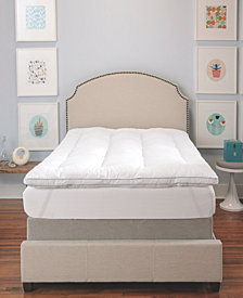 "SensorPEDIC MemoryLOFT 3"" Gel-Infused Memory Foam and Fiber Full Mattress Topper"