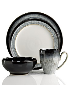 Dinnerware, Halo 4 Piece Place Setting