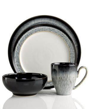 Denby Dinnerware, Halo 4 Piece Place Setting