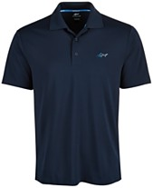 4d3de7909f Attack Life by Greg Norman 5 Iron Solid Polo