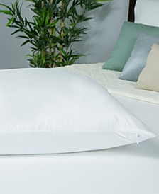 Therm-A-Sleep Cool Moisture-Wicking Tencel Hypoallergenic King Waterproof Pillow Protector