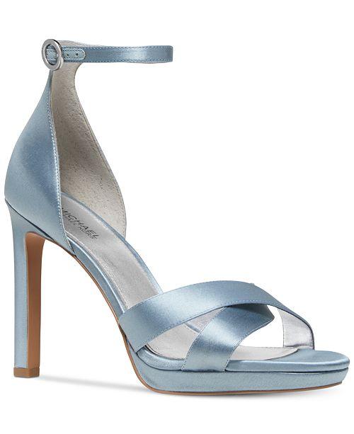 9a8ede8c2 Michael Kors Alexia Sandals   Reviews - Sandals   Flip Flops - Shoes ...