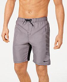 """Nike Men's Rift Vital Regular-Fit Quick-Dry 9"""" Swim Trunks"""