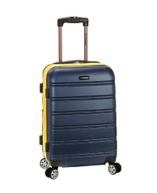 "Rockland Melbourne 20"" Hardside Carry-On"