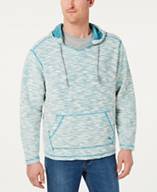 Tommy Bahama Men's Pacific Flip Regular-Ft Reversible Baja Hoodie