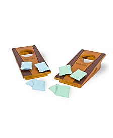 Miniature Version of Classic Bean Bag Toss Game Perfect for a Desk or Table