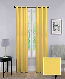 "Nikki Thermaback Blackout 40"" x 63"" Curtain Panel"