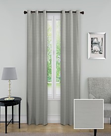 "Eclipse Nikki Thermaback Blackout 40"" x 95"" Curtain Panel"