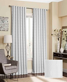"""Eclipse Adalyn Blackout 52"""" x 84"""" Curtain Panel"""
