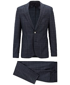 BOSS Men's Slim Fit Suit